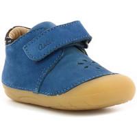 Chaussures Garçon Boots Aster Kimousi BLEU