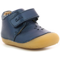 Chaussures Fille Boots Aster Kimousi MARINE
