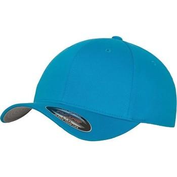 Accessoires textile Casquettes Flexfit YP120 Bleu vif