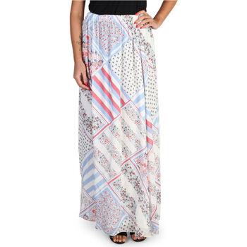 Vêtements Femme Jupes Tommy Hilfiger - ww0ww18337 Blanc