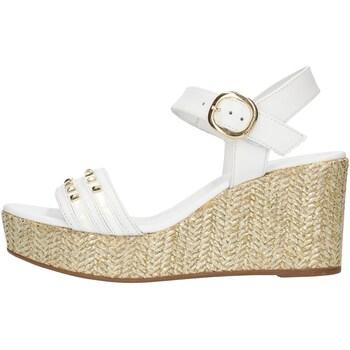 Chaussures Femme Sandales et Nu-pieds Nero Giardini E012400D Blanc