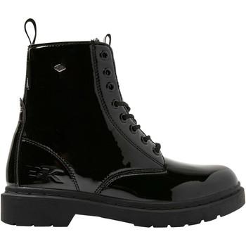 Chaussures Femme Boots British Knights BLAKE FEMMES CHAUSSURE MI-HAUTE noirbrillant