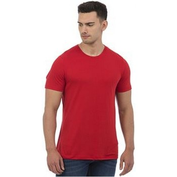 Vêtements Homme Lyle & Scott Awdis JT001 Rouge chiné