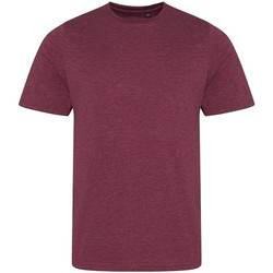 Vêtements Homme Lyle & Scott Awdis JT001 Bordeaux chiné