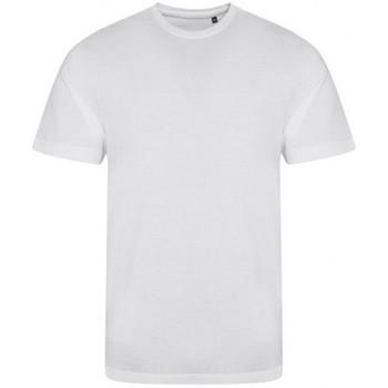 Vêtements Homme T-shirts manches courtes Awdis JT001 Blanc