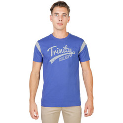 Vêtements T-shirts manches courtes Oxford University - trinity-varsity-mm Bleu
