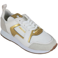 Chaussures Baskets basses Cruyff lusso white/gold Blanc