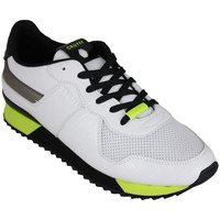 Chaussures Baskets basses Cruyff cosmo white/fluo yellow Blanc