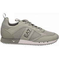 Chaussures Homme Baskets basses Emporio Armani EA7 TRANING grey