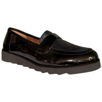 Chaussures Femme Mocassins Sweet Mocassin betoun Noir