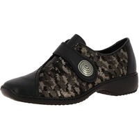 Chaussures Femme Derbies Rieker L3870-01 Noir
