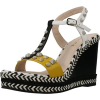 Chaussures Femme Sandales et Nu-pieds Lodi YOGAN Blanc