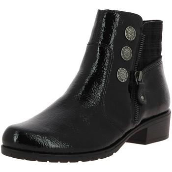 Chaussures Femme Bottines Remonte Dorndorf d6881 noir