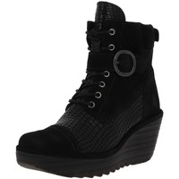 Chaussures Femme Bottines Fly London YEZI NOIR