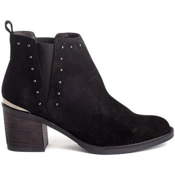 Chaussures Femme Bottines Kissia 135 Noir