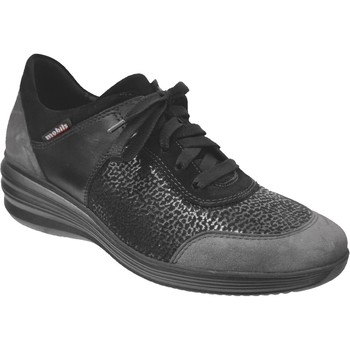 Chaussures Femme Baskets basses Mobils By Mephisto Sidonia Noir/Gris
