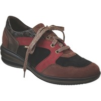 Chaussures Femme Baskets basses Mobils By Mephisto Sabryna Marron/Doré