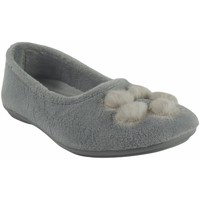 Chaussures Femme Chaussons Garzon Rentrez chez vous Mme  5460.247 ice Gris