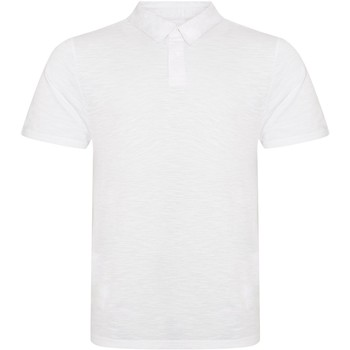 Vêtements Homme Polos manches courtes Awdis JP020 Blanc
