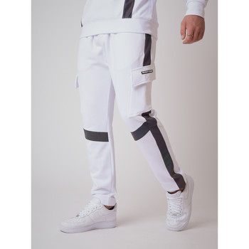 Vêtements Homme Pantalons de survêtement Project X Paris Jogging Blanc