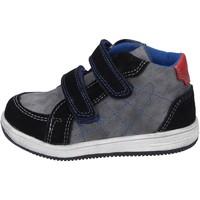 Chaussures Garçon Baskets mode Didiblu BK204 noir
