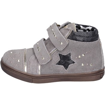 Chaussures Fille Baskets mode Didiblu BK205 beige