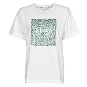 Vêtements Femme T-shirts manches courtes Aigle RAOPTELIB Blanc