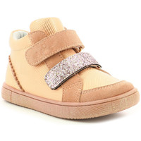 Chaussures Fille Baskets montantes Mod'8 Blou ROSE CLAIR