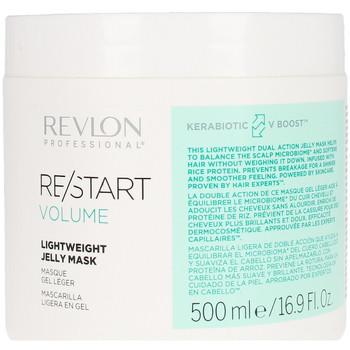 Beauté Soins & Après-shampooing Revlon Re-start Volume Jelly Mask  500 ml