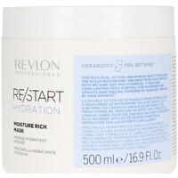Beauté Femme Soins & Après-shampooing Revlon Re-start Hydratation Rich Mask  500 ml