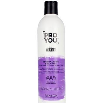 Beauté Femme Shampooings Revlon Proyou The Toner Shampoo  350 ml