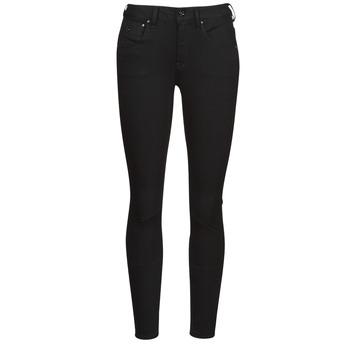 Vêtements Femme Jeans skinny G-Star Raw ARC 3D MID SKINNY Noir