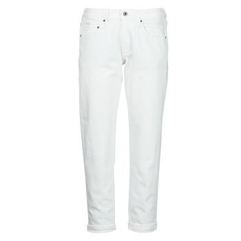 Vêtements Femme Jeans boyfriend G-Star Raw KATE BOYFRIEND WMN Blanc