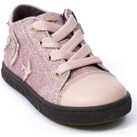 Chaussures Fille Bottines Stones and Bones Bottines cuir rose