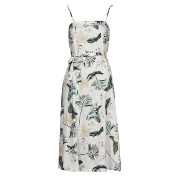 Vêtements Femme Robes longues Roxy NOWHERE TO HIDE Blanc