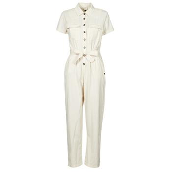 Vêtements Femme Combinaisons / Salopettes Roxy BEACH WONDERLAND Blanc