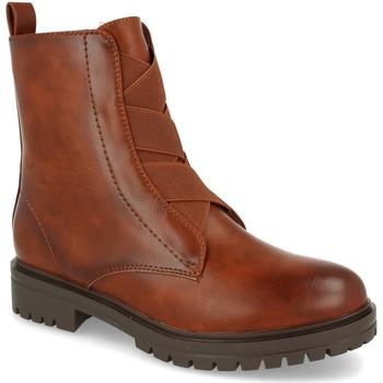 Chaussures Femme Bottines Ainy 4223 Camel