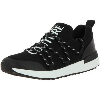Chaussures Homme Baskets basses Versace YZASG4 Noir