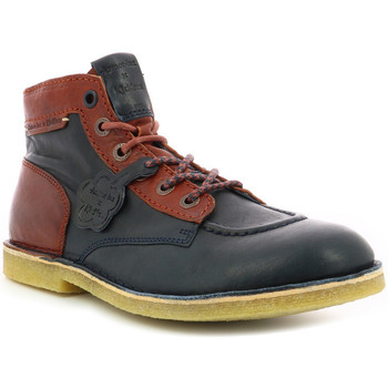 Chaussures Homme Boots Kickers Armor Legend MARINE