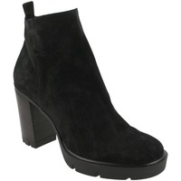 Chaussures Femme Bottines Janet Sport  Negro