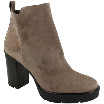 Chaussures Femme Bottines Janet Sport  Gris