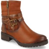 Chaussures Femme Bottines Ainy 267 Camel