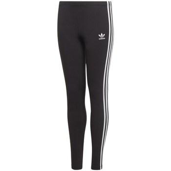 Vêtements Enfant Pantalons de survêtement adidas Originals 3STRIPES Noir