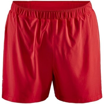 Vêtements Homme Shorts / Bermudas Craft Adv Essence 5 Stretch Rouge