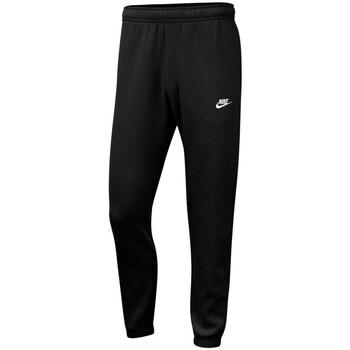 Vêtements Homme Pantalons de survêtement Nike Club Pant Noir