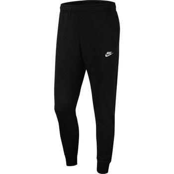 Vêtements Homme Pantalons de survêtement Nike Club Jogger FT Noir