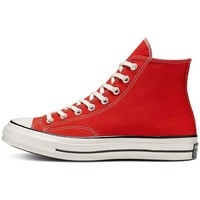 Chaussures Baskets montantes Converse Chuck Taylor All Star 70 Blanc, Rouge
