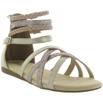 Chaussures Fille Sandales et Nu-pieds Bullboxer AED009 Rose