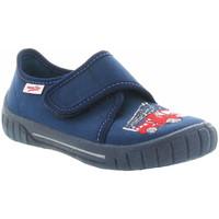 Chaussures Garçon Chaussons Superfit 278 POMPIER Bleu