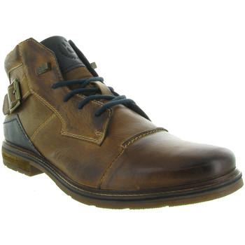 Chaussures Homme Boots Bugatti 62238 VANDAL Marron